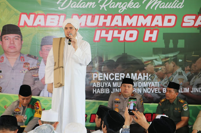 Polresta Tangerang Gelar Tablig Akbar dihadiri Ribuan Jamaah