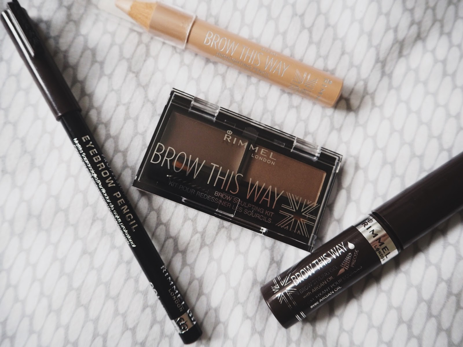 #browthisway Brows by Rimmel #ad