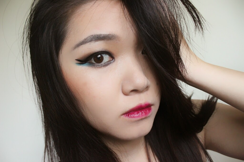 Fx Luna Red Light inpired make up | daily beauty 89 F(x) Luna 2014 Red Light