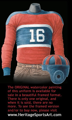 New York Giants 1933 uniform