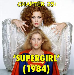 Supergirl Helen Slater Faye Dunaway