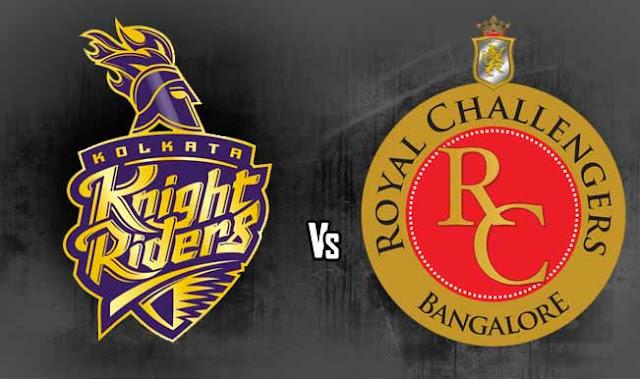 RCB vs KKR Dream11 Predictions & Betting Tips, IPL 2018 Today Match Predictions