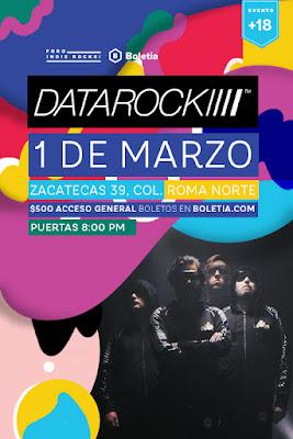 DATAROCK EN MÉXICO