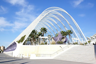 L'Umbracle - Valencia