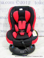 Convertible Car Seat CocoLatte CL898