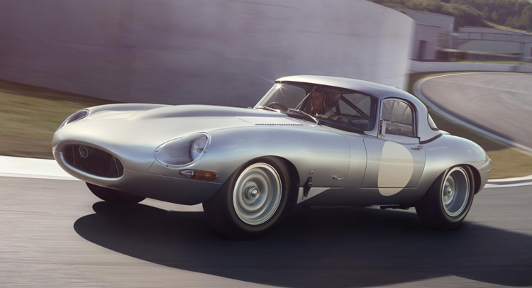 Jaguar's Continuation Lightweight E-Type To Debut At Le Mans Classic, XKSS In LA