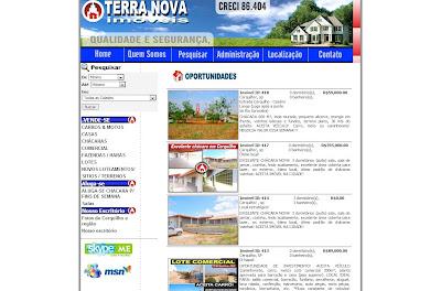 imobiliária terra nova cerquilho