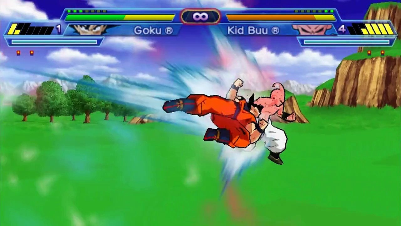 Dragon ball z shin budokai another road iso highly compressed