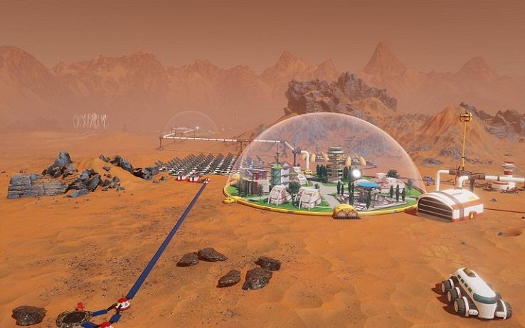 Misteri Bekas-bekas Kehidupan di Planet Mars di Masa Lalu