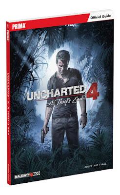 LIBRO - Guía Oficial Uncharted 4 A Thief's End : Prima  (Bandai Namco Entertainment Ibérica - 10 mayo 2016)  GUIAS DE VIDEOJUEGOS | En Español  Comprar en Amazon España