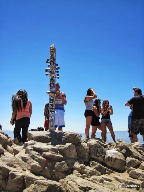 Cumbre del Mission Peak