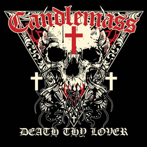 Detail from Candlemass New EP, Death Thy Lover, Detail from Candlemass New EP, Death Thy Lover