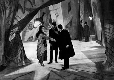 cabinet of doctor caligari 1920