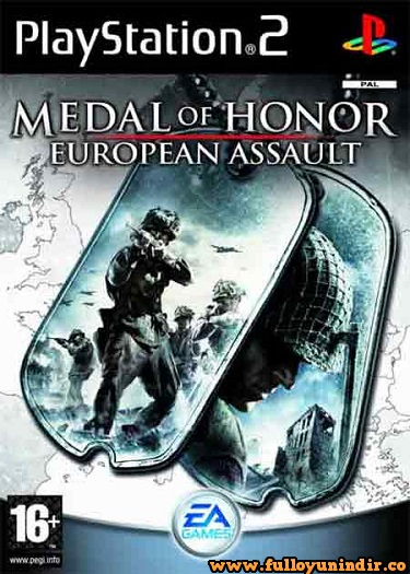 Medal of Honor - European Assault ps 2