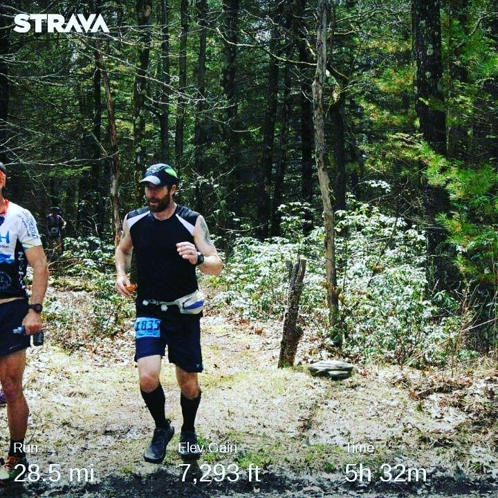 Beast Coast Trail Running by Scott Snell: Strava: A Safer