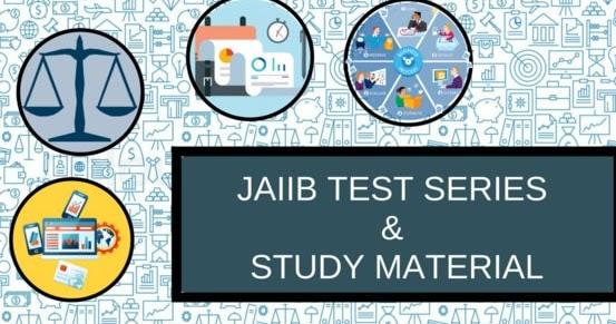 JAIIB Study Material - Free Mock Test for JAIIB & CAIIB