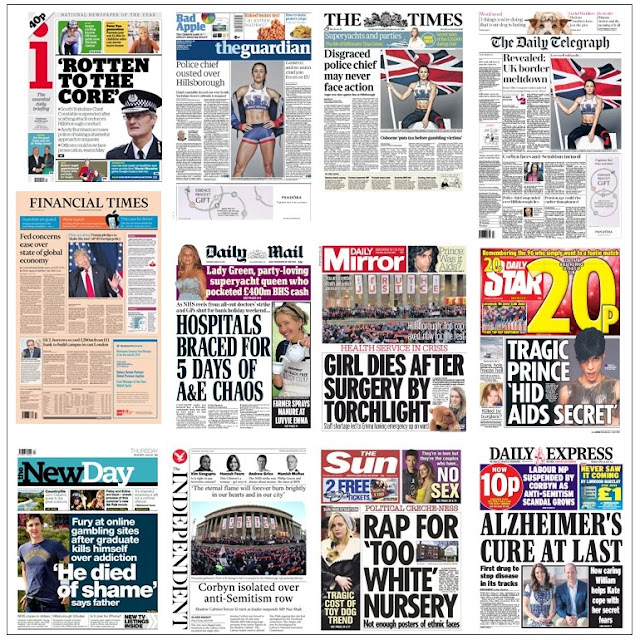 front pages 28-04-16
