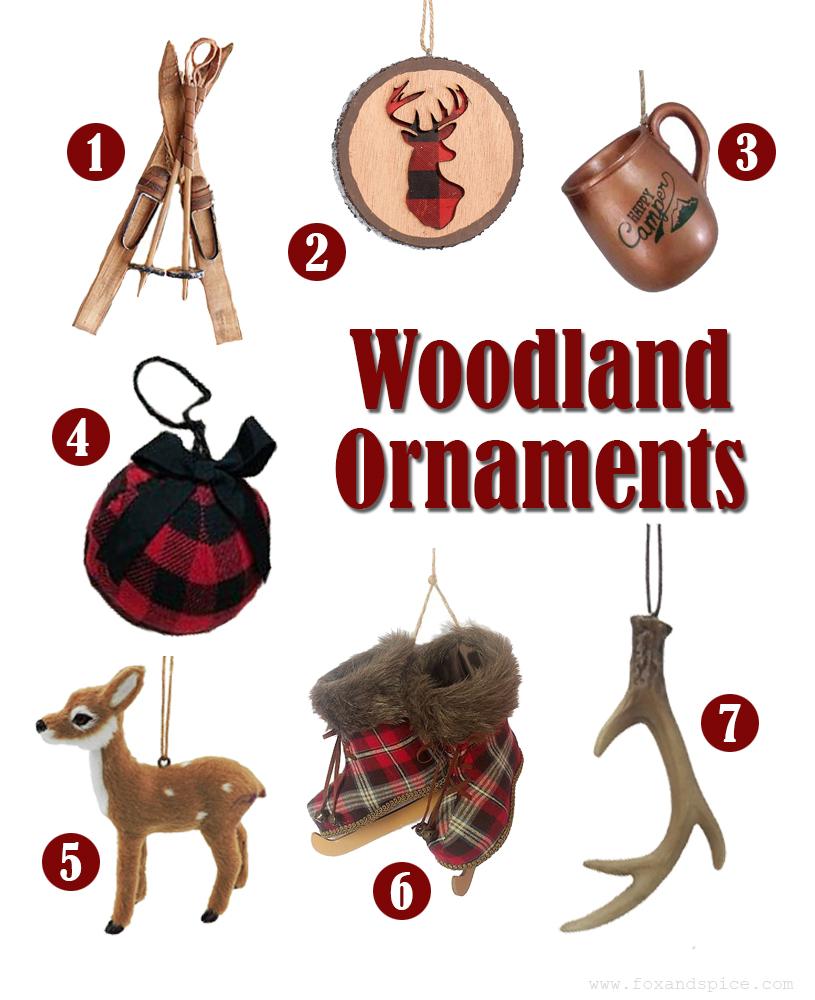 3 // Christmas Mug | JOANN | $6.99 $2.80 4 // Red Buffalo Check Ball  Ornaments | KIRKLANDS | $17.99 $10.79
