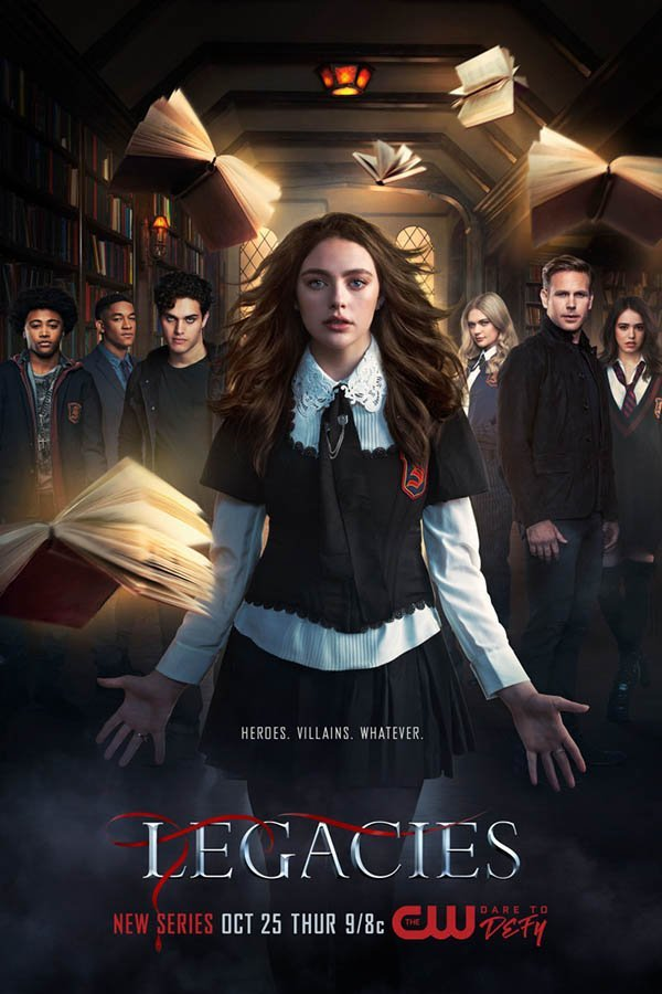 Legacies – Saison 2 [Streaming] [Telecharger]