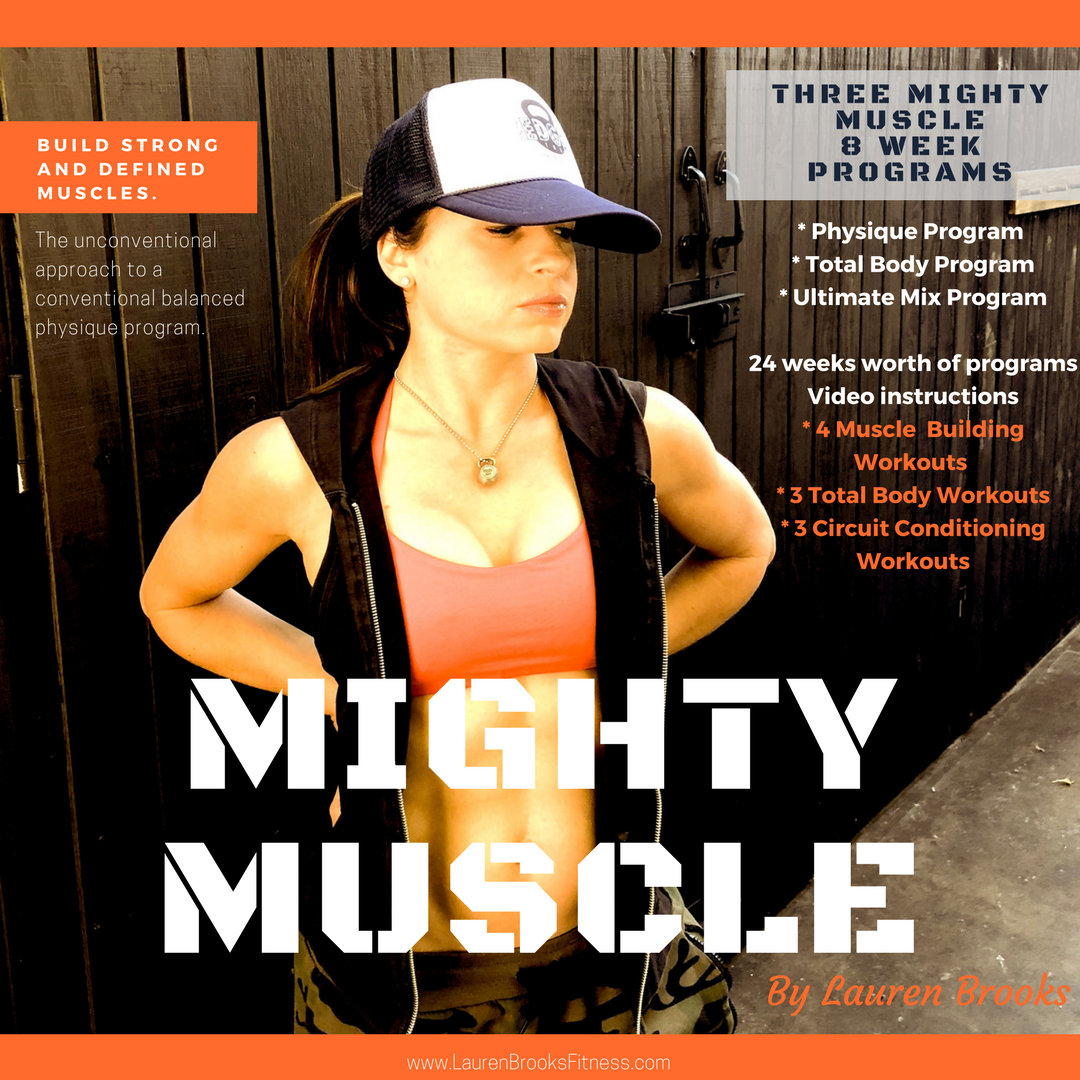 **BRAND NEW** MIGHTY MUSCLE