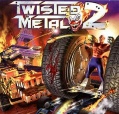 Twisted Metal 2 (BR) [ Ps1 ]