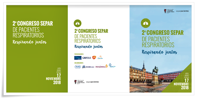 2do. Congreso Separ Pacientes en Madrid