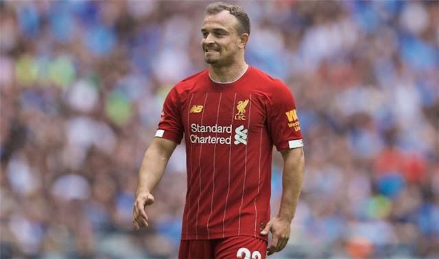 ليفربول يحدد سعر بيع لاعبه وشكيري يرغب في الرحيل