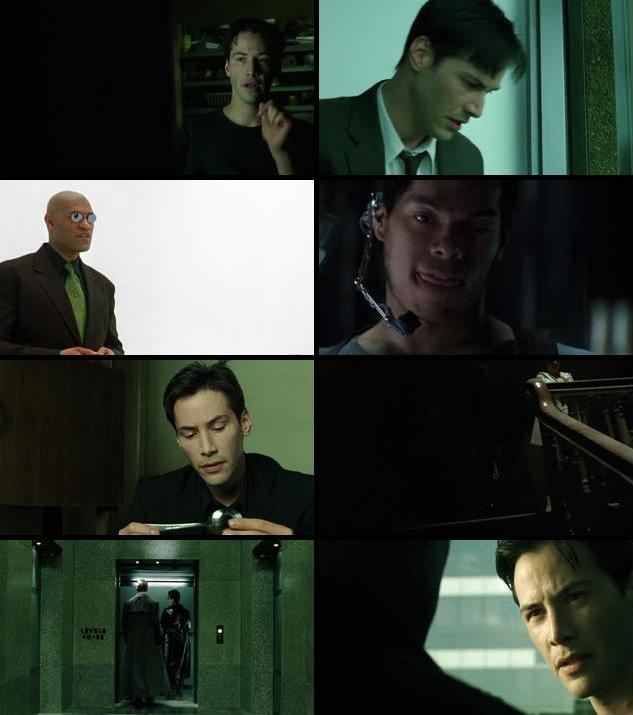 The Matrix 1999 Dual Audio Hindi 480p BluRay