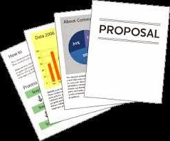 yang dimaksud Proposal usaha