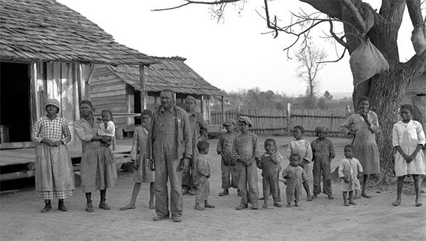 تاريخ العبودية