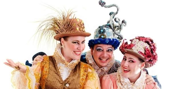 Teatro Folia de Reis será apresentado em Três Barras