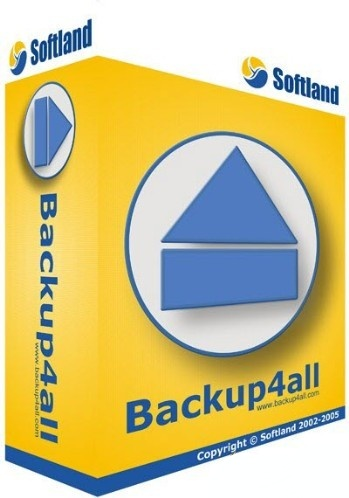 Backup4all Professional 4.7.268 (Yedekleme Program?)