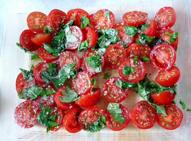 Roasted Cherry Tomatoes GF SCD