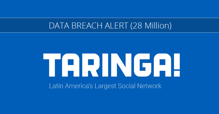 Taringa-data-breach-hacker