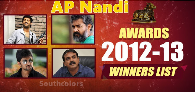 AP Nandi Awards Winners List