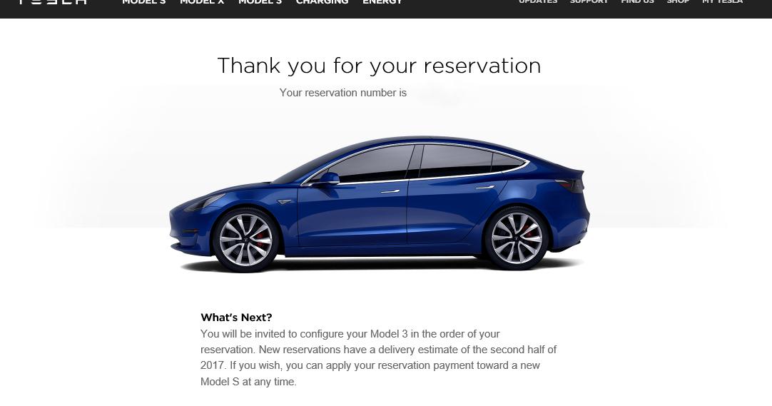 Teatime with Luke: Why I Cancelled My Tesla Model 3 ...