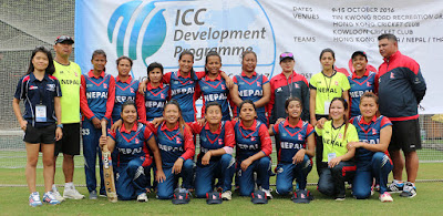 nepal vs hk asian womens worldcup qualifier