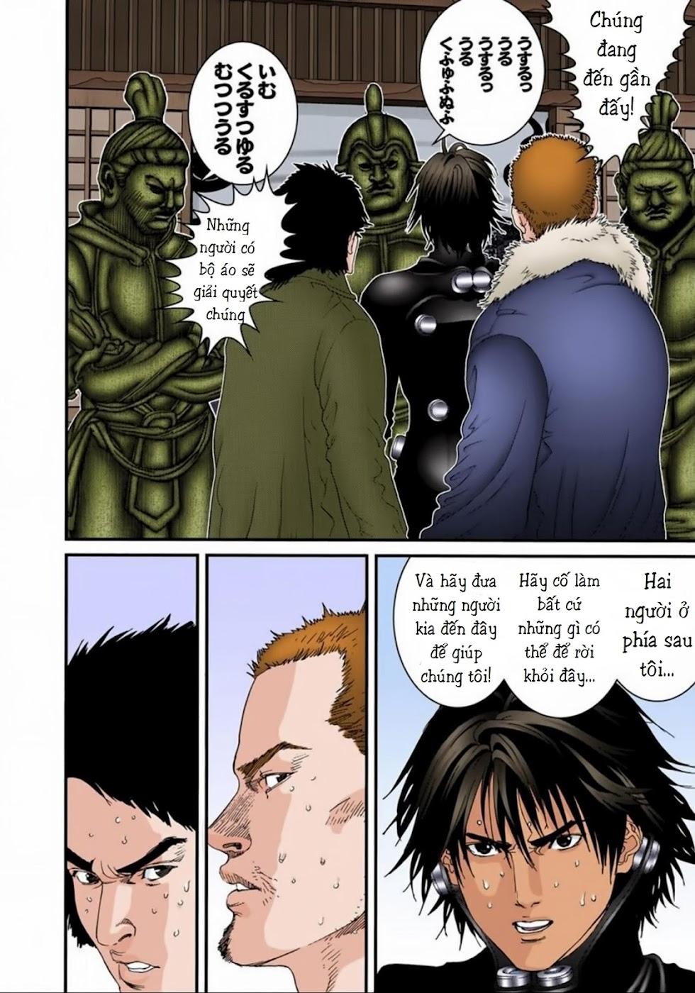 Gantz Chap 76: Nụ hôn tử thần trang 4
