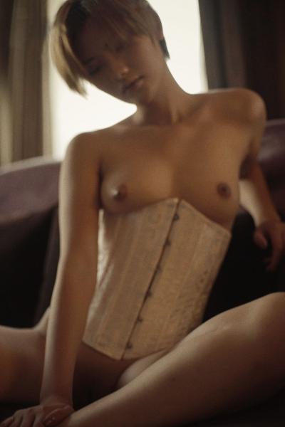 [WANIMAL王動系列] 名模 阿朱 大尺度唯美情色電影套圖
