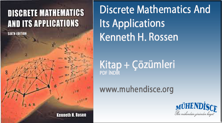 Discrete Mathematics And Its Applications Pdf Indir Kenneth H