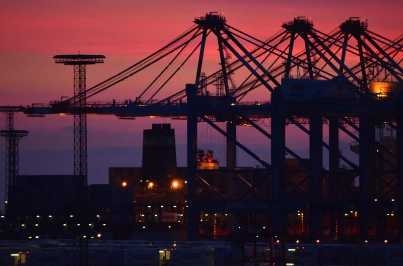 COSCO Pacific Profit Beats Estimate