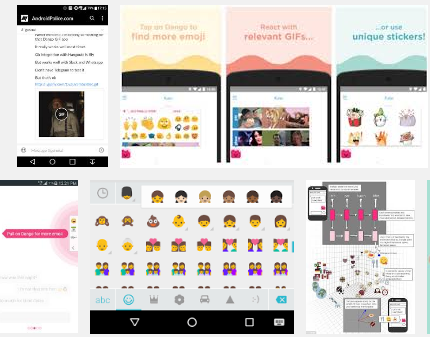 Dango - Emoji & GIFs Latest Version for Android Free Download