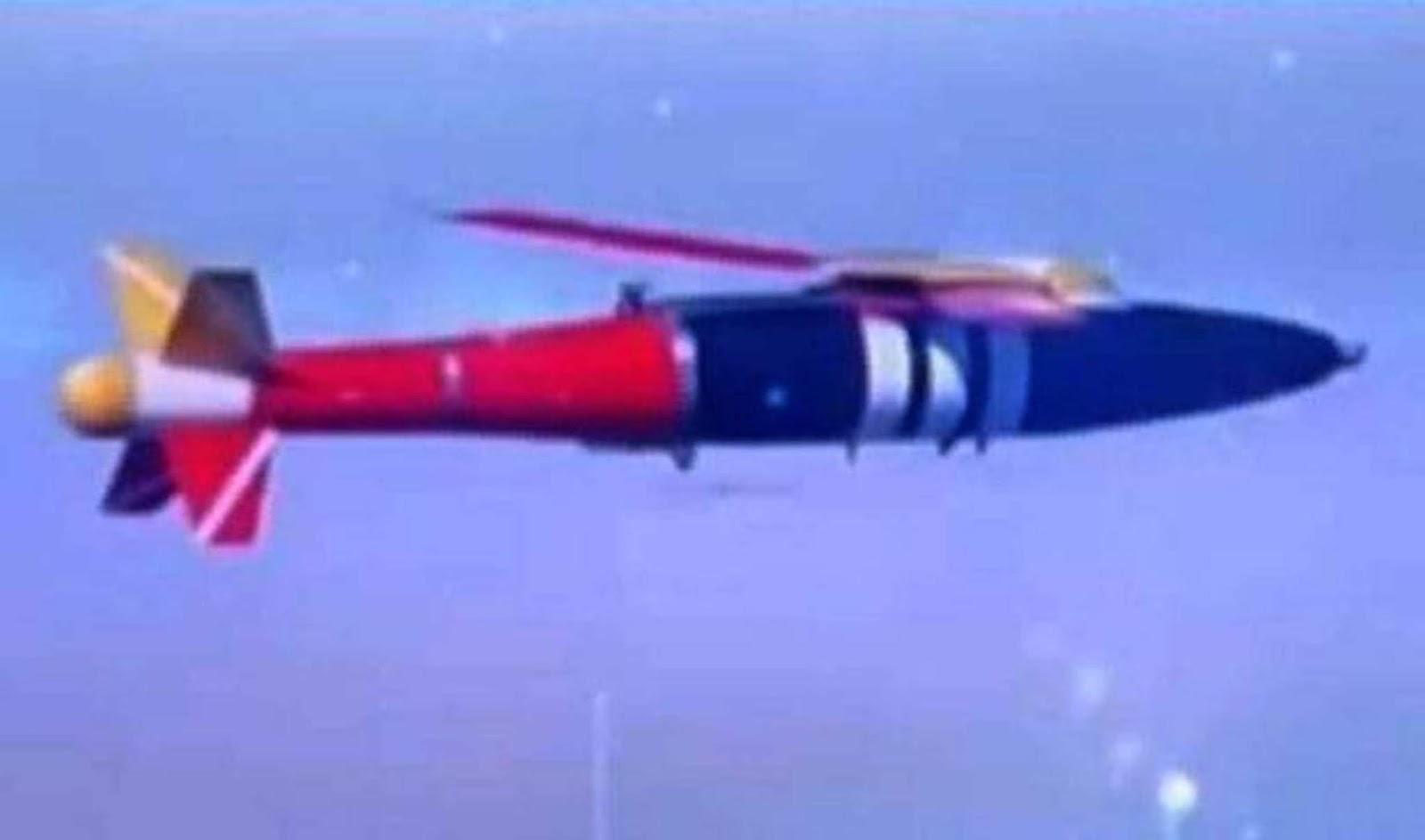 Angkatan Udara Pakistan menguji bom pintar di tengah-tengah perselisihan dengan India