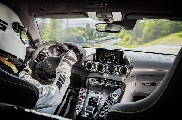 Interior Mercedes AMG GT R