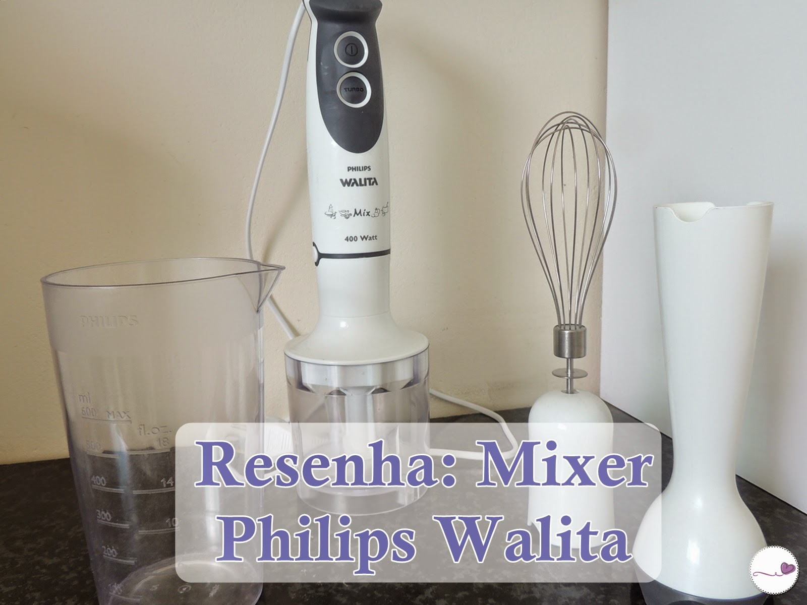Resenha: Mixer Phillips Wallita