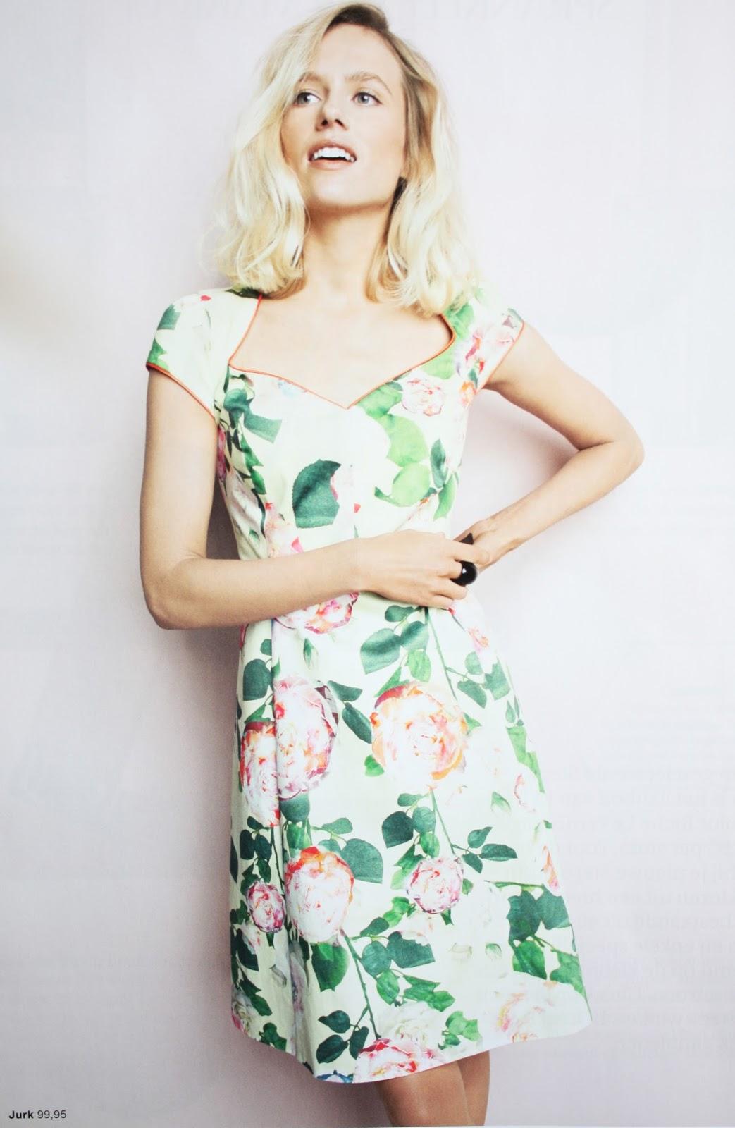 d8f25d9803dad1 Dit jurkje is gemaakt van 97% katoen met een 3% elastaan... dus dat draagt  heerlijk. Helaas is de voering van 100% polyester. Ik heb dan liever in de  zomer ...