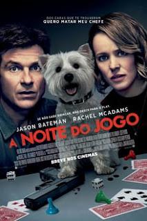 A Noite do Jogo Torrent – 2018 (BluRay) 720p e 1080p Dublado / Dual Áudio