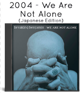 2004 - We Are Not Alone [Japanese Edition]
