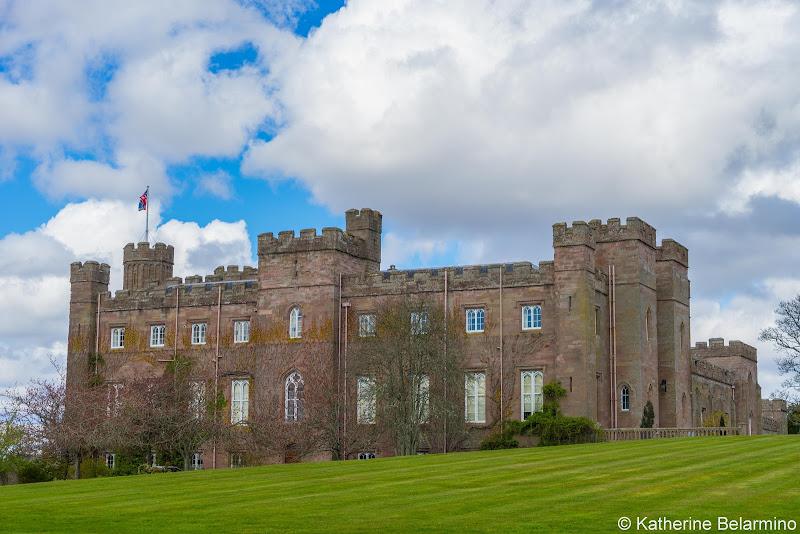 Scone Palace Scottish Highlands Road Trip Itinerary