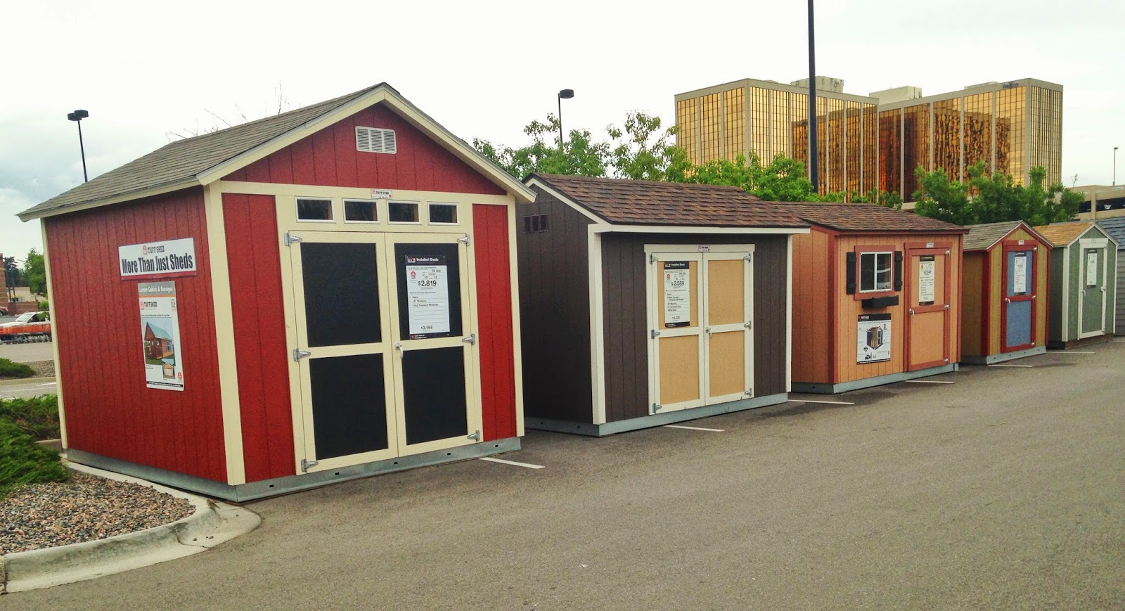 Shop By Room At The Home Depot: Homedepot Com Sheds. TUFF SHED At The Home Depot. 2 Story